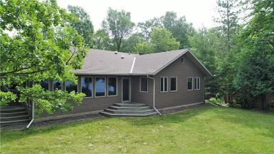 Barron County Single Family Home For Sale: 2824 28 11/16 Avenue