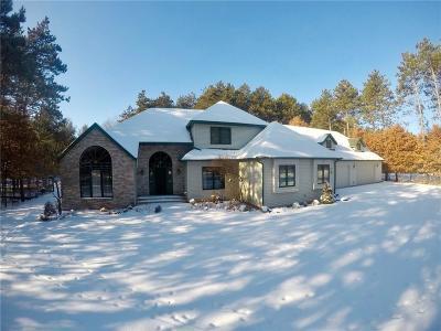 Eau Claire Single Family Home For Sale: 1180 McGregor Drive