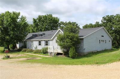 Whitehall Single Family Home For Sale: 21011 W Hwy 121 Highway