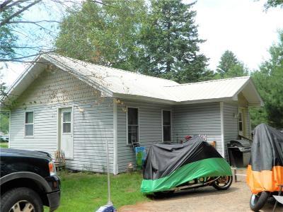 Frederic Single Family Home For Sale: 1149 Oak Avenue