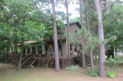 Spooner Single Family Home For Sale: W9518 Hwy E