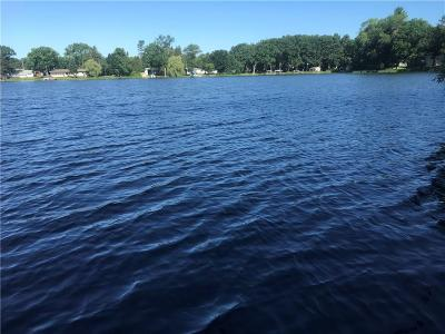 Rice Lake Residential Lots & Land For Sale: 1116 Heart Island Parkway