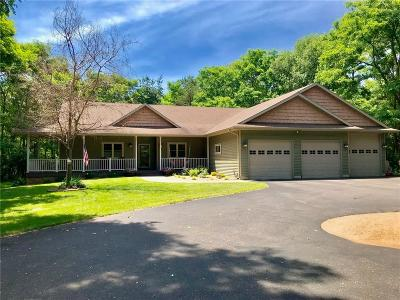 Eau Claire Single Family Home For Sale: 1146 Lakeview Drive