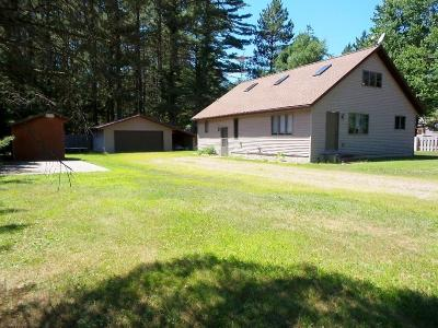 Jackson County, Clark County Single Family Home Active Offer: N9597 Hwy K