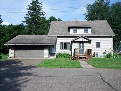 Barron County Single Family Home For Sale: 221 N Sprague Avenue