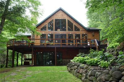 Single Family Home For Sale: 8514n Williams Resort Road