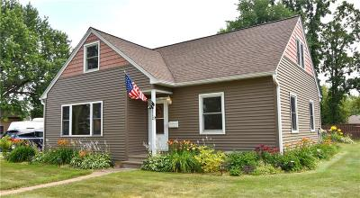 RICE LAKE Single Family Home For Sale: 112 E Freeman Street