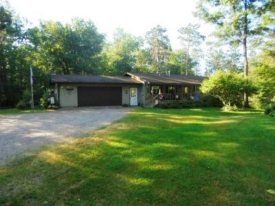 Jackson County, Clark County Single Family Home Active Offer: W9873 Garage Road