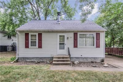 Eau Claire Single Family Home For Sale: 724 Fountain Street