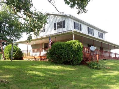 Hixton WI Single Family Home Active Under Contract: $249,900