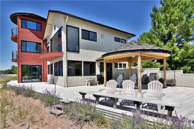 Single Family Home For Sale: 3705 Big Bay Road