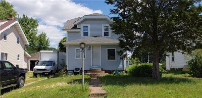 Eau Claire Single Family Home For Sale: 1017 Western Avenue
