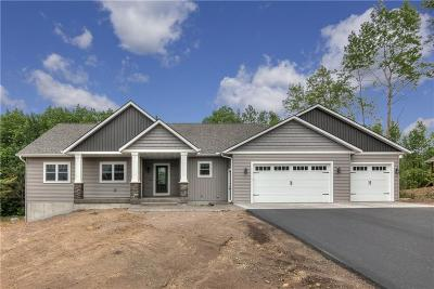 Eau Claire Single Family Home For Sale: Lot 10 Talmadge Road
