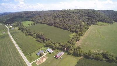 Jackson County, Clark County, Trempealeau County, Buffalo County, Monroe County, Chippewa County, Eau Claire County Residential Lots & Land For Sale: W503 County Road P