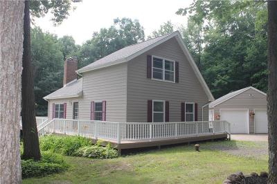 Rice Lake WI Single Family Home For Sale: $189,900