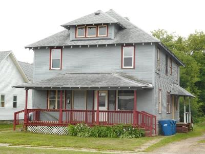 Rice Lake WI Multi Family Home For Sale: $54,900