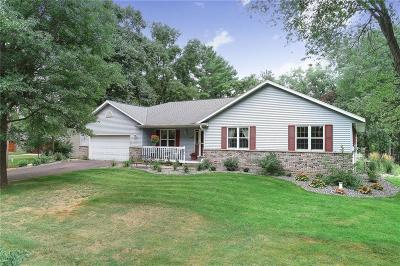 Chippewa Falls Single Family Home For Sale: 2635 113th Street