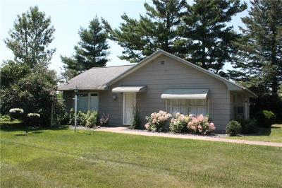 Rice Lake Single Family Home For Sale: 2246 20 1/4 Street
