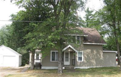 Menomonie Single Family Home For Sale: 1321 E 9th Street