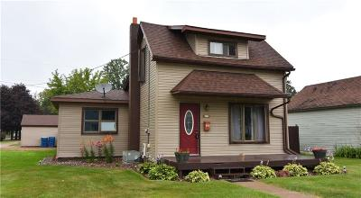 Rice Lake WI Single Family Home Active Offer: $109,000