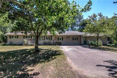 Chippewa Falls Single Family Home For Sale: 19027 72nd Avenue