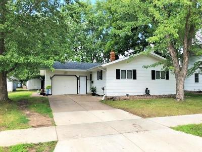 Chippewa Falls Single Family Home For Sale: 410 Dwight Street