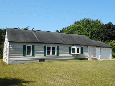 Black River Falls Single Family Home For Sale: N6951 County Hwy A