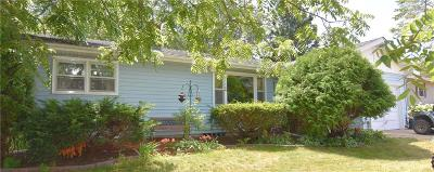 Rice Lake WI Single Family Home For Sale: $126,000