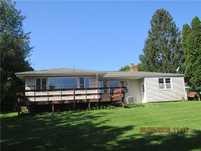 Rice Lake WI Single Family Home For Sale: $158,500