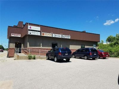 Jackson County Commercial For Sale: 206 S Roosevelt Road