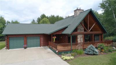 Chippewa Falls Single Family Home For Sale: 5601 210th Street