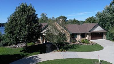 Chippewa Falls Single Family Home For Sale: 5384 195th Street