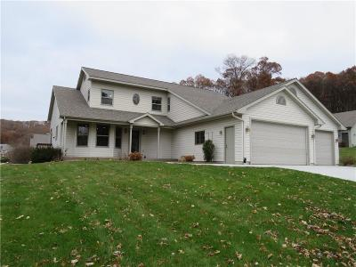 Eau Claire Single Family Home Active Under Contract: 4202 Colonial Court