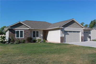 Menomonie Single Family Home For Sale: 3817 Nicholas Drive