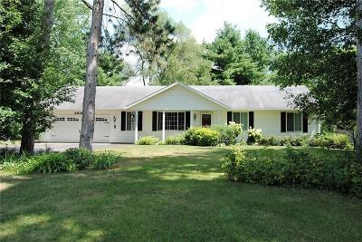 Menomonie Single Family Home Active Offer: 2914 Ingalls Road