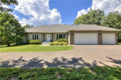 Chippewa Falls Single Family Home For Sale: 6744 189th East Street