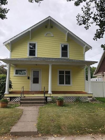 Rice Lake WI Single Family Home Active Offer: $119,900