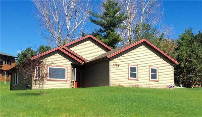 Menomonie Single Family Home For Sale: 1309 17th Avenue