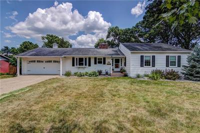 Eau Claire Single Family Home For Sale: 2803 Irene Drive