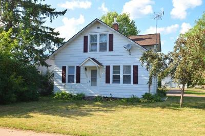 Siren WI Single Family Home Active Offer: $72,900