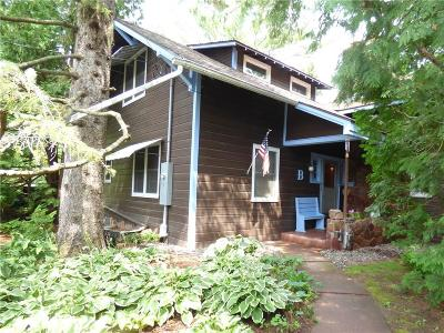 Ladysmith WI Single Family Home For Sale: $175,000