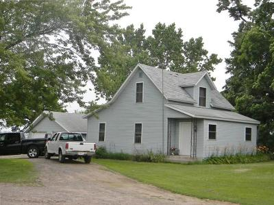 Grantsburg Single Family Home For Sale: 12253 Hwy 48