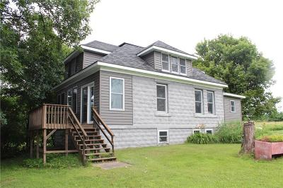 Siren WI Single Family Home For Sale: $99,500