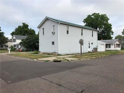 Chippewa Falls Multi Family Home For Sale: 1038 Front Street #1 & 2