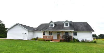 Barron County Single Family Home For Sale: 2549 25th Avenue