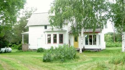 Frederic Single Family Home Active Offer: 2860 State Road 35