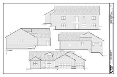 Eau Claire Single Family Home For Sale: S8588 Apple Road