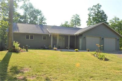 Barron County Single Family Home For Sale: 2646 13th Street
