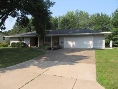 Barron WI Single Family Home For Sale: $189,900