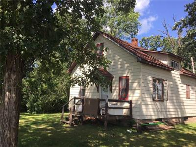 Grantsburg Single Family Home For Sale: 23676 County Road M